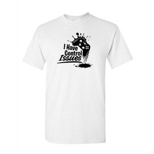 Youth Kids Control Issues Short Sleeve T-Shirt